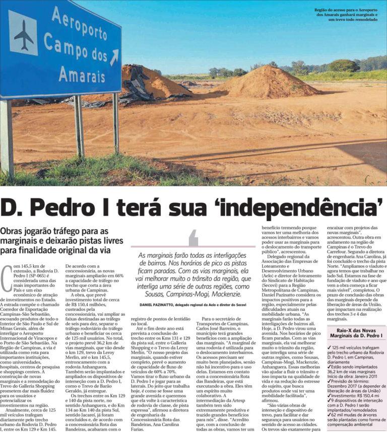 D. Pedro I terá sua 'independência'