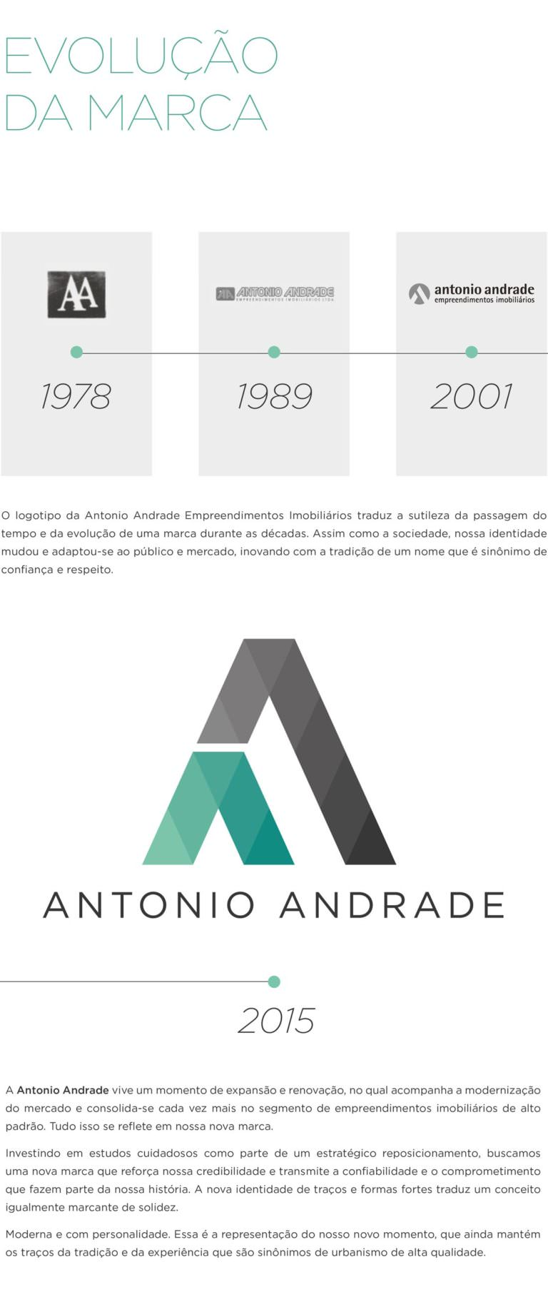 Nova Marca Antonio Andrade